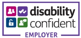 Disability Confident - logo